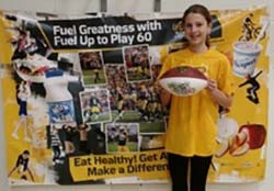 Erin Student Selected for FUT60 MVP